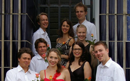 Várkonsert við Elokuu-ensemble og Aldubáruni