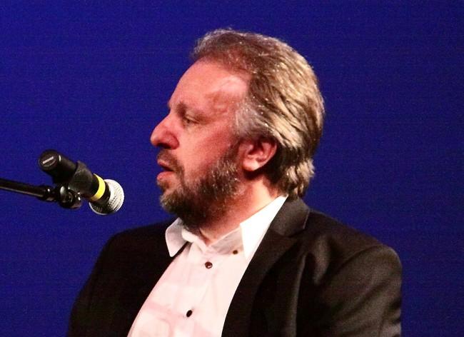 Aldubáran features Sunleif Rasmussen